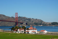 Crissy Field Royalty Free Stock Images