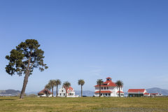 Crissy Field in San Francisco, California Stock Photos