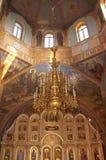 Cristão da igreja Interior interno Foto de Stock