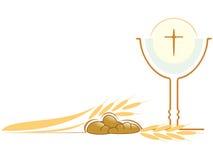 Cristão do símbolo ilustração stock