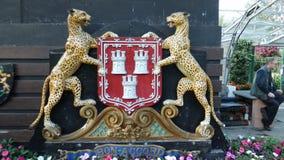 Crista da cidade de Aberdeen Fotos de Stock Royalty Free