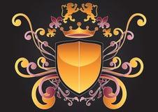 Crista da família dos braços Imagem de Stock Royalty Free