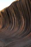 A crista de uma onda Fotos de Stock