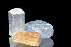 cristais Imagens de Stock