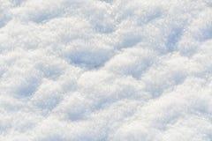 Cristais brancos dos flocos de neve Imagem de Stock Royalty Free