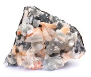 Cristais do Zeolite foto de stock royalty free