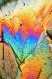 Cristais efervescentes de Cane Sugar Foto de Stock Royalty Free