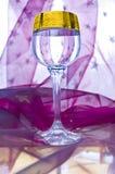 Cristal - água desobstruída Imagem de Stock Royalty Free