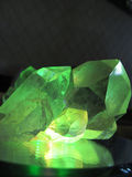 cristal гора Стоковая Фотография RF