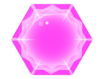 Cristal Foto de archivo libre de regalías