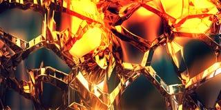 Cristal Photo libre de droits