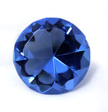 Cristal azul Foto de Stock Royalty Free