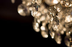 Cristal. S of a lampadary in cracow& x27;s salt mine Royalty Free Stock Image