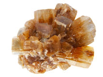 Cristal d'Aragonite Photo stock