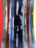 Cristal da cor do fundo Imagens de Stock