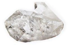 Cristal de cuarzo Fotografía de archivo libre de regalías