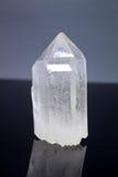 Cristal de cuarzo de la catedral Imágenes de archivo libres de regalías