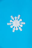 Cristal de hielo de la Navidad Imagen de archivo libre de regalías