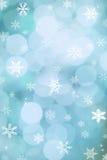 Cristal de la nieve fotos de archivo