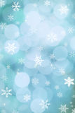 Cristal de neige photos stock
