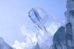Cristal de quartzo imagem de stock royalty free
