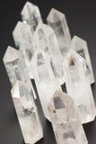 Cristal de roche Photographie stock libre de droits