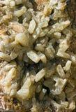 Cristal de roche Photo stock