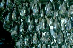 Cristal del lustre fotografía de archivo