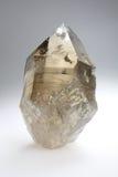 Cristal fumarento - quartzo imagens de stock royalty free