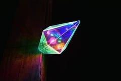 Cristal léger Photos libres de droits
