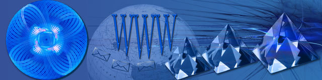 Cristal mundial - conexões desobstruídas Imagem de Stock Royalty Free