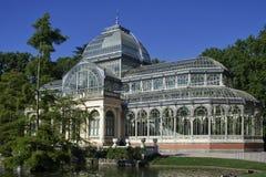 Cristal Palacio DE Royalty-vrije Stock Foto