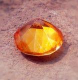 Cristal quebrado 2 Foto de archivo libre de regalías