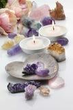 Cristales curativos Imágenes de archivo libres de regalías