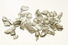 Cristales de la sal Imagenes de archivo