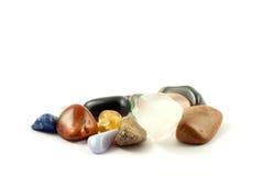 Cristales de roca Fotos de archivo