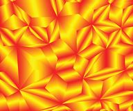 Cristales hermosos del fuego abstraiga el fondo Ilustraci?n del vector Vector libre illustration