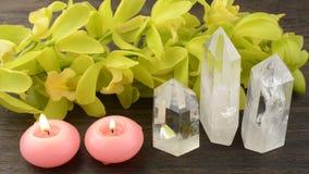 Cristales y velas metrajes