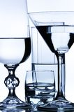 Cristalleria Immagine Stock