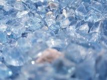 cristalli fotografia stock