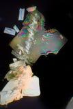 Cristalli dell'allume di potassio Immagine Stock Libera da Diritti