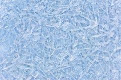Cristalli di ghiaccio Immagini Stock