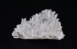 Cristalli di quarzo Fotografia Stock Libera da Diritti
