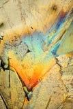 Cristalli scintillanti di Cane Sugar immagine stock libera da diritti