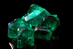 Cristallo Fotografia Stock Libera da Diritti