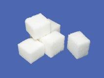 Cristallo dello zucchero Fotografie Stock