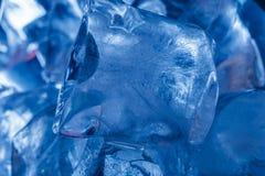 Cristallo di ghiaccio Fotografie Stock Libere da Diritti