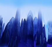 Cristallo di Keabbo illustrazione vettoriale