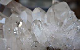 Cristallo di rocca Fotografie Stock Libere da Diritti