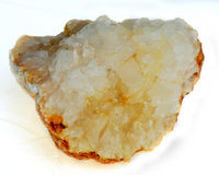 Cristallo di roccia Fotografia Stock